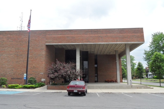 Bucyrus City Hall 2