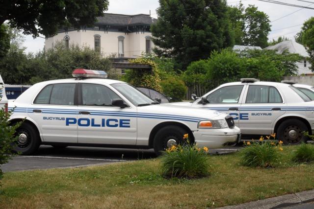 Bucyrus Police 1