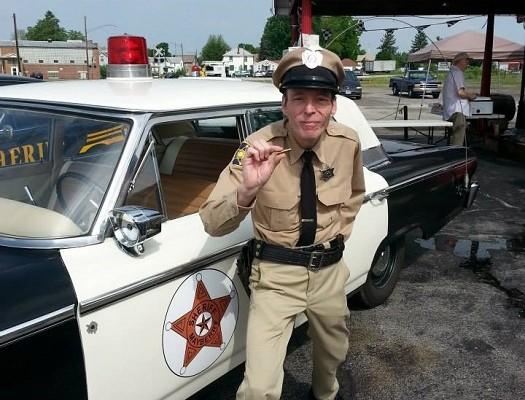 Crestline Ohio Car Show