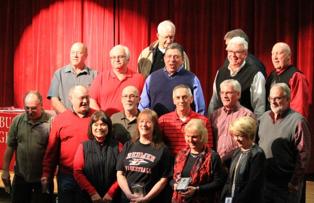 Bucyrus enshrines school's first Hall of Fame class